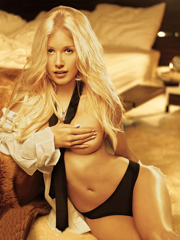 heidi montag pictures naked